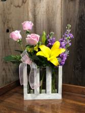Mother's Day Special #3 Vase Arrangement