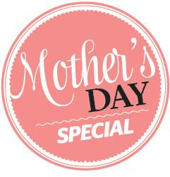 Mother's Day Special DESIGNER'CS TOP PICK