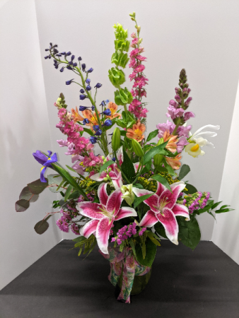 Mother's Day Special Mixed fresh cut spring flowers