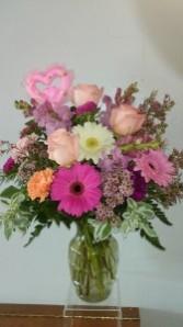 Special No 2  Roses, Gerbera Daises, Stock