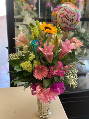 Mother's Day Special Rainbow Surprise 2  in Margate, FL | THE FLOWER SHOP OF MARGATE