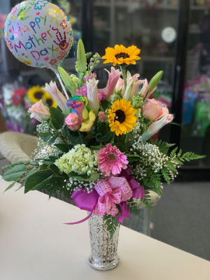 Mother's Day Special Rainbow Surprise  in Margate, FL | THE FLOWER SHOP OF MARGATE