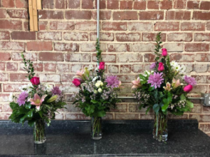 Mother's Day Special Vase Arrangement in Oklahoma City, OK | FLORAL AND HARDY