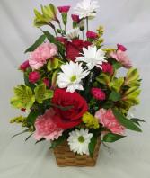 Mother's Day Spring Basket