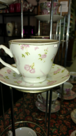 Mother's Day Teacup Just for Moms
