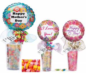 Mother's Day Travel Mug Travel Mug, Candy and Balloon in Plainview, TX | Kan Del's Floral, Candles & Gifts