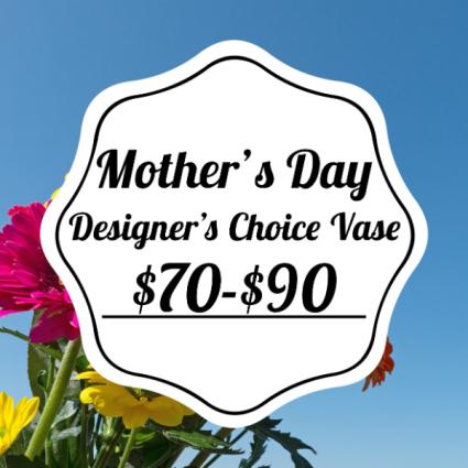 Mother's Day Vase #2 Designer's Choice