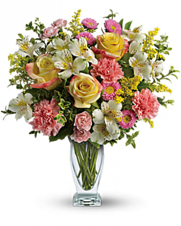 Flowering Fields $60.95, $65.95, $70.95