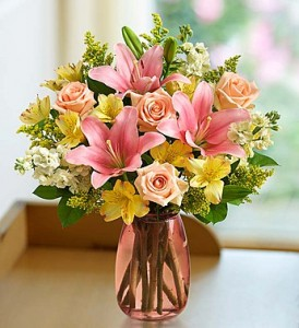 Loving Embrace Flower Arrangment