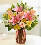 Sentimental Surprise  Vased Arrangement