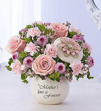 Mother's Forever Love From Roma Florist
