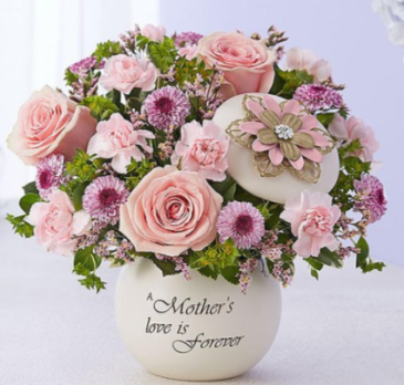 Mother's Forever Love Mother's Day Arrangement