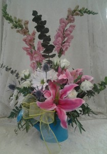 Mother's Garden Arrangement in Athens, AL | ATHENS FLORIST & GIFTS, INC.
