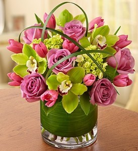Orchid Lover's Bouquet by Enchanted Florist of Cape Coral