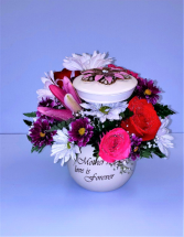 Mothers love is forever teacup Porcelain