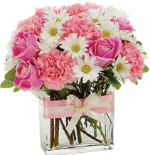 Mothers Love Mothers Day Vase