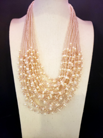 Mother's pearls wisdom Natural Pearl