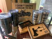 Motorcycle, Golf & Outdoor Giftware