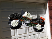 Motorcycle Tribute Sympathy