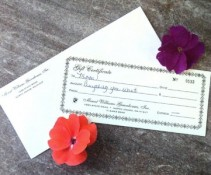 Mount Williams Greenhouses Gift Certificate