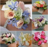 Beautiful wrist corsage ideas Corsages