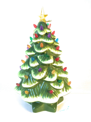 Mr. Christmas Nostalgic Christmas tree $45.00 2 in stock in West Columbia, SC | SIGHTLER'S FLORIST
