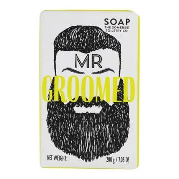 Mr. Groomed Soap Bar