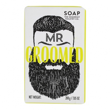 MR. GROOMED SOAP BAR