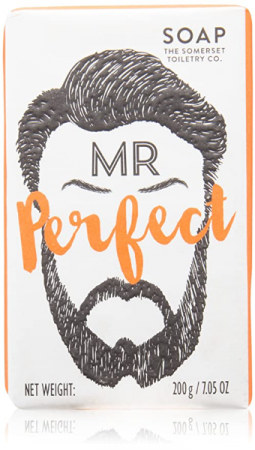 Mr. Perfect Soap Bar