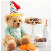 Mrs. Fields® Get Well Scrubs Bear .WGX946-N