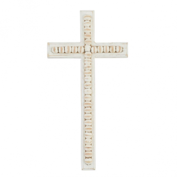Mud Pie Beaded Cross