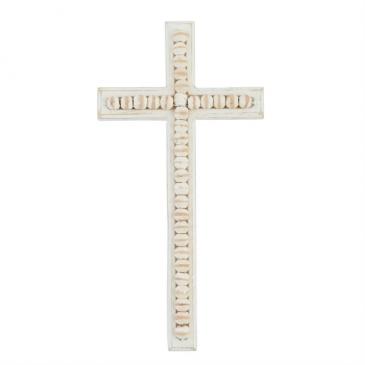 Mud Pie Beaded Cross