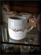 Mud Pie Funny Coffee Mug
