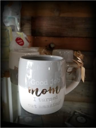 Mud Pie Funny Coffee Mug GJM