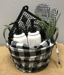 Mud Pie Hostess Kitchen Gift Basket