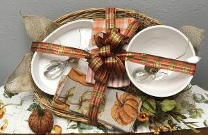 Mud Pie Thanksgiving Gift Basket Mud Pie Home Decor in Spring, TX | TOWNE FLOWERS