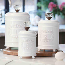 Mudpie Canister Set Gift
