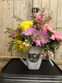 Mug Love Mug Arrangement