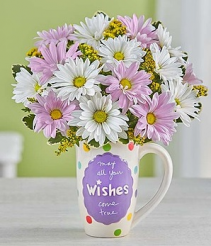 Mugable® Bountiful Wishes Arrangement