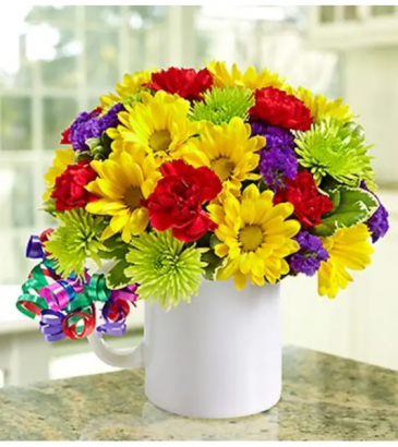 Mugable™ - It's Your Day Bouquet® Arrangement