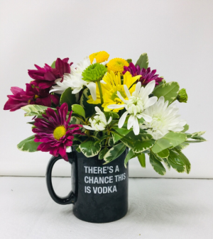 Mugs for Mom Colors and comical sayings will vary in Clearwater, FL | FLOWERAMA