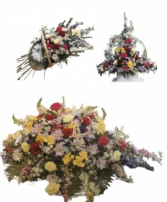 Multi Color Funeral Funeral Package