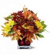 Mum Montage Fall Arrangement