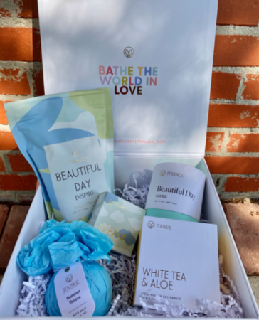 Musee Gift Box  Relaxation - Perfect for Mother's Day