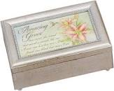 Music Box by Carson your choice of quotes, hymns, sonnet
