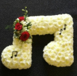 Music Note Funeral