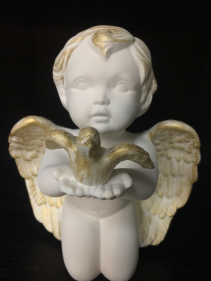 Musical Angel Cherub