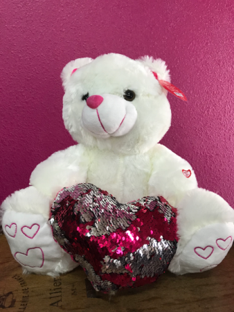 Musical Teddy Bear Stuffed Animal