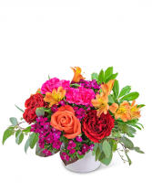 Must Be Paradise Flower Arrangement