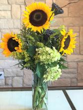 My Beautiful Sunflower